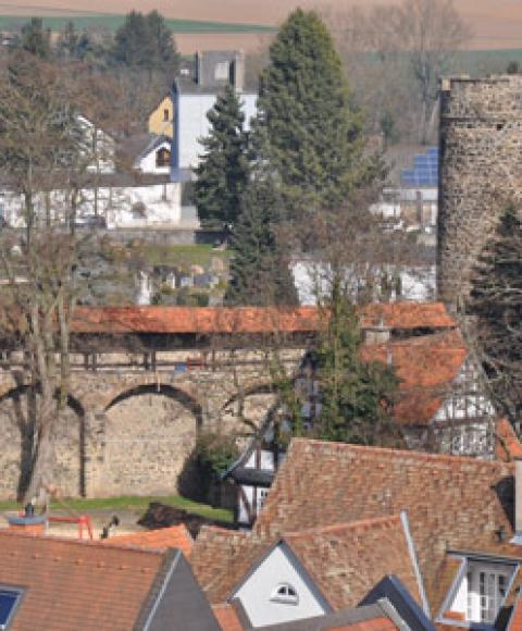 Unterkunft in Butzbach